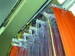 Accordion Curtain Strip Doors Strip Rolls Strip Curtains