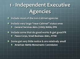 Us Cabinet Agencies Non Cabinet Agencies Azontreasures Com