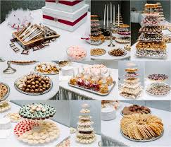 wedding cookie table ideas wedding cookie table mr anthony s banquet center youngstown