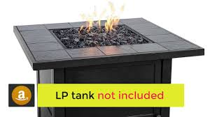 Hiland Patio Heater Instructions by Endless Summer Gad1399sp Lp Gas Outdoor Fire Bowl With Slate
