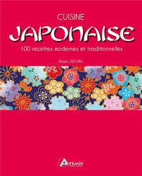 livre de cuisine japonaise cuisine japonaise de hideo dekura aux éditions artemis lecteurs com