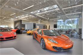 mclaren dealership dimmitt automotive group receives prestigious leed certification
