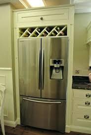 kitchen cabinet wine rack ideas built in wine rack best kitchen wine racks ideas on built in wine