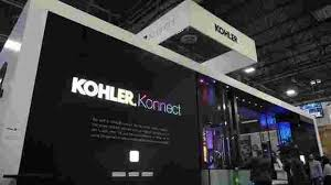 home tech thanks to kohler smart home tech is coming to your bathroom