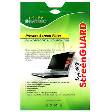buy raytec privacy screen filter for laptop u0026 lcd monitor online