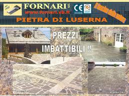 Pietra Di Luserna Prezzi by Fornari S R L