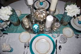 white thanksgiving teal u0026 turquoise thanksgiving table not just paper and paint