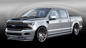 eight wild and crazy ford f series trucks at sema automobile