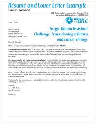 Career Change Sample Resume by Sample Resume Cover Letter Career Change Augustais