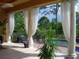 curtains wondrous indoor outdoor striped curtains dreadful