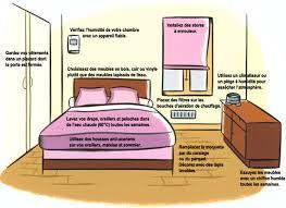 dans la chambre traitement acariens les acariens dans la maison et la chambre