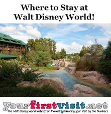 where to stay at walt disney world from yourfirstvisit net jpg