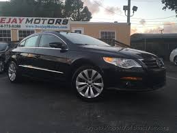 lexus dealership fort lauderdale 2009 used volkswagen cc sport at beejay motors serving fort