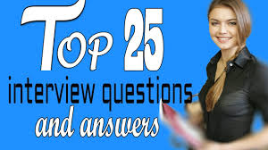 Best Resume Questions by Top 25 Interview Questions And Answers Youtube