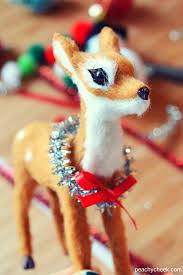 Shiba Inu Christmas Ornament Peachy Cheek Updating Vintage Christmas Ornaments