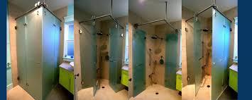 accessible bi fold shower doors u2013 custom bi folding shower doors