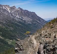 Longs Longs Pass U2014 Washington Trails Association