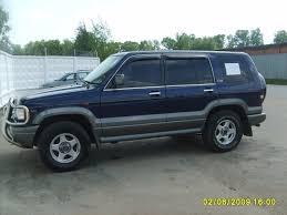 opel jeep opel monterey 2601748