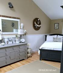 colorful master bedroom homeroad master bedroom painted furniture reveal