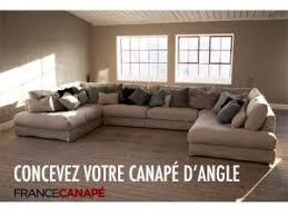 canap famille nombreuse un canapé en u design pour votre salon par francecanape