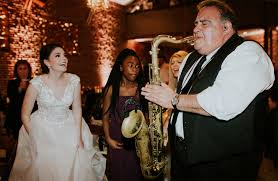 dallas wedding band in10city band for a dallas wedding at mopac center intensity bands