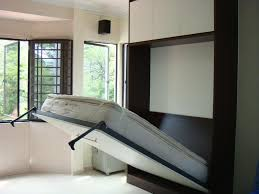 Bedroom Wall Hide A Bed Sophisticated Folding Hidden Bed Design White Covers Bed Built In