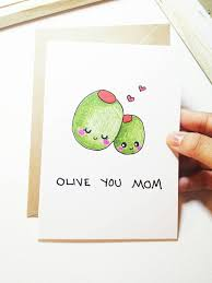 love make her smile this mother u0027s day with this pun derful card