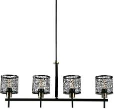 Antique Kitchen Island Lighting Uttermost 21286 Thinalita Dark Weathered Bronze Antique Brass