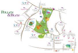 Pollen Map Pollen And Bleu In D10 Near Farrer Park Mrt Rare 15 Absd
