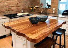 butcher block kitchen table kitchen table pallets to butcher block