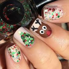 66 best nail art images on pinterest holiday nails make up and
