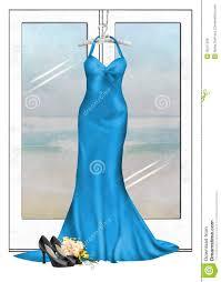 turquoise bridesmaid dress stock photo image 35411380