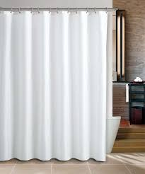 Shower Curtains White Fabric White Fabric Shower Curtain Fabric Shower Curtains Waverly Shower