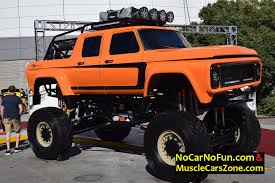 monster truck shows 2016 musclecarszone com presents you the very best rides of the sema