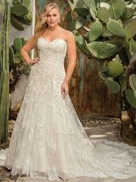 plus size wedding dresses elegant bridals