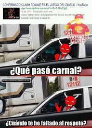 Memes Del Diablo - dopl3r com memes confirmado clash royale es el juego del