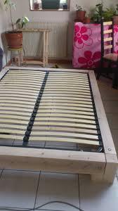 fabrication de coffre en bois création d u0027un cadre de lit en bois plan gratuit notre maison