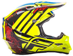 carbon fiber motocross helmets f2 carbon weston peick replica helmet fly racing motocross