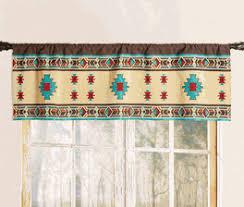 Western Drapery Fabric Western Curtains And Window Treatment Lone Star Western Décor