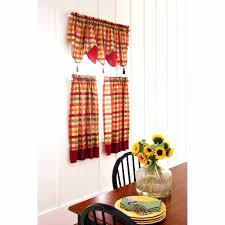 Burnt Orange Kitchen Curtains Decorating Enchanting Orange Kitchen Curtains Drapes Kitchen Curtains Window