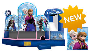 rent disney frozen bounce house northern kentucky