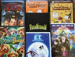 a charlie brown thanksgiving dvd castellon u0027s kitchen countdown to halloween fun activities for kids