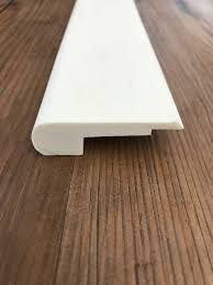 Laminate Flooring Nose For Stairs Flexitions Stainable Flexible Lvt Deep Overlap 1 8