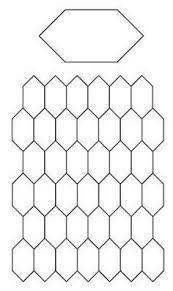 427 best quilt hexagon images on pinterest clamshell quilt
