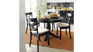 Crate And Barrel Dining Room Tables Dining Room Incredible Homelegance Chicago 7 Piece Pedestal Set In