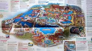 Six Flags New England Park Map Theme Park Thoughts Park Map Design