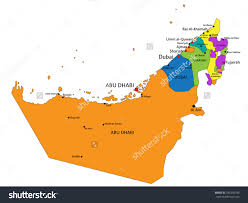 Map Of Abu Dhabi Download Map Of Abu Dhabi And Dubai Major Tourist Attractions Maps