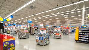 Walmart Supercenter Floor Plan by Walmart And Ge Transforming Retail Lighting With Energy Efficient