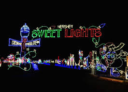 sweet lights hershey pa what to do at hersheypark in the winter lola lambchops