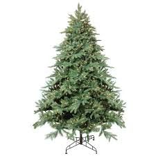 7 5 green river spruce pre lit artificial tree clear